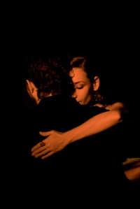 tango embrace beautiful